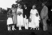 Венчание Хэдли Ричардсон и Эрнеста Хемингуэя, 1921 г.