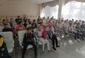 Воспитанники летнего лагеря гимназии № 2