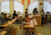 В гостях у воспитанников школьного лагеря гимназии № 8 г. Витебска