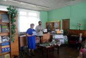 Нина Ильина и её сын Алексей Ильин
