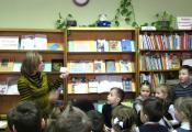 Экскурсия «Библиотека на любой вкус»