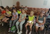 Учащиеся средней школы № 4