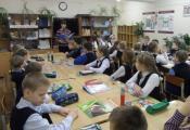 В гостях у воспитанников 3 «Б» класса СШ № 46 г. Витебска
