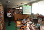 В гостях у библиотеки группы продлённого дня средней школы № 2 г. Витебска