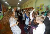 Учащиеся студии изобразительного творчества «Созвездие» УО «Витебский городской центр дополнительного образования детей и молодёжи»