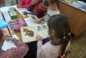 Книги Е. И. Чарушина из фонда отдела детской литературы