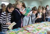 Представители издательства «Народная асвета» привезли разнообразную детскую литературу