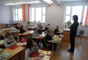 Урок библиотечно-библиографических знаний «Глиняные книги» для учащихся 2 «Е» класса СШ № 46 г. Витебска