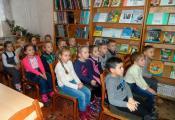 В гостях у библиотеки воспитанники детского сада № 97