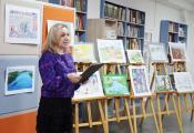 Библиотекарь Светлана Еленская