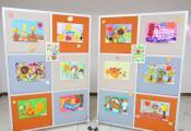 Выставка детских рисунков «Моя любимая осень»