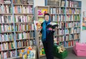 Акция для юных читателей «С книгой в придачу»