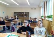 Учащиеся 3 «А» класса СШ № 40 г. Витебска