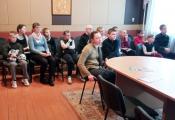 Воспитанники вспомогательной школы № 26 г. Витебска