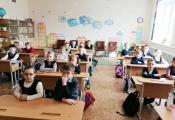 Учащиеся 1 «З» класса средней школы № 46 г. Витебска