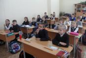 В гостях у школьников СШ № 46