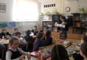 Лилия Каминская проводит мастер-классы