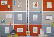 Выставка детского творчества «Из чего же сделаны наши мальчишки?»