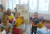 Воспитанники группы «Пчёлка»