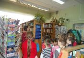 «Как живёшь, книжный дом?» – экскурсия по библиотеке для учеников средней школы № 46 г. Витебска