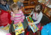 Знакомство с фондом отдела детской литературы