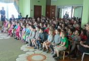В гостях у воспитанников детского сада № 110 г. Витебска