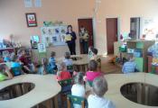 В гостях у воспитанников детского сада № 6 г. Витебска