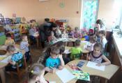 Час творчества «Детки в клетке»