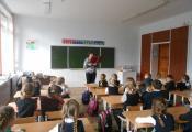 В гостях у учеников 2 «В» класса гимназии № 3 г. Витебска