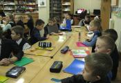 В гостях у учащихся СШ № 46 г. Витебска