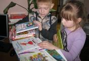 Так много интересных книжек для девчонок и мальчишек!
