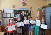 В гостях у воспитанников ГУО «Гимназия № 8 г. Витебска»