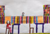 «Я сижу в читальном зале, но мечтой умчалась в дали». Долганов Михаил, 2 «Ж» класс ГУО «СШ № 40 г. Витебска»