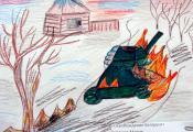 «Освобождение Беларуси». Терешко Мария, 6 «А» класс ГУО «Гимназия № 5 г. Витебска»