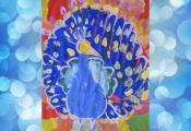 «Волшебная птица». Чаплев Даниил. 2 «Г» класс, ГУО «Гимназия № 8 г. Витебска»